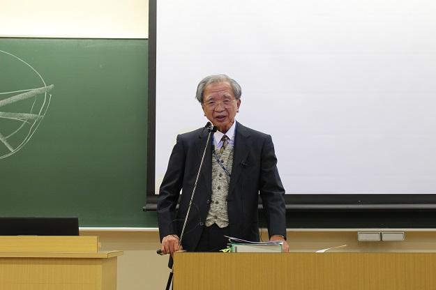 古賀衞教授(法学部)の最終講義を行いました | ニュース一覧 | 西南 ...